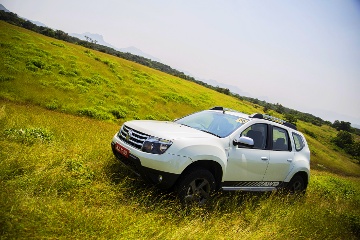 2014 Renault Duster AWD 39