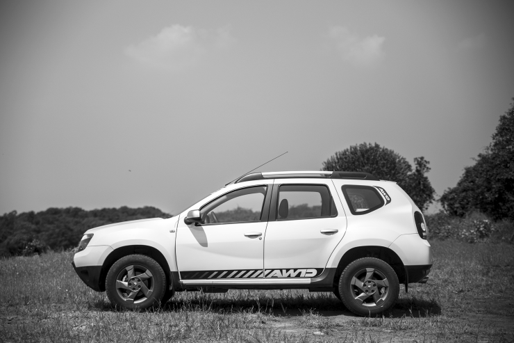 2014 Renault Duster AWD 9