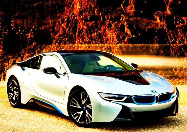 BMW I Hybrid Sportscar Launched In India - 2015 bmw i8 hybrid price
