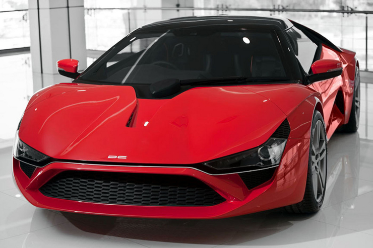 DC Avanti Indias First Indigenous Sportscar To Be Launched In - Sports cars in india