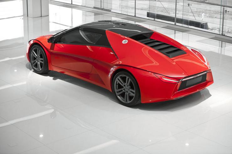 2015 DC Avanti Sportscar 5