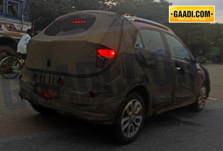 Hyundai i20 Elite based Crossover Styled Hatchback Photo