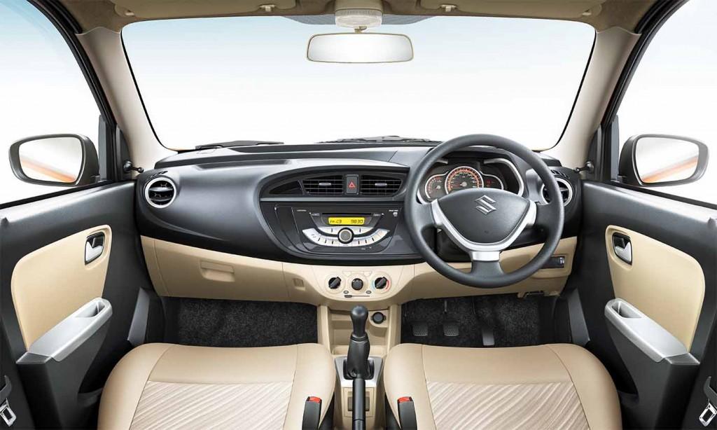 Maruti Suzuki Alto K10 AMT Facelift Pic
