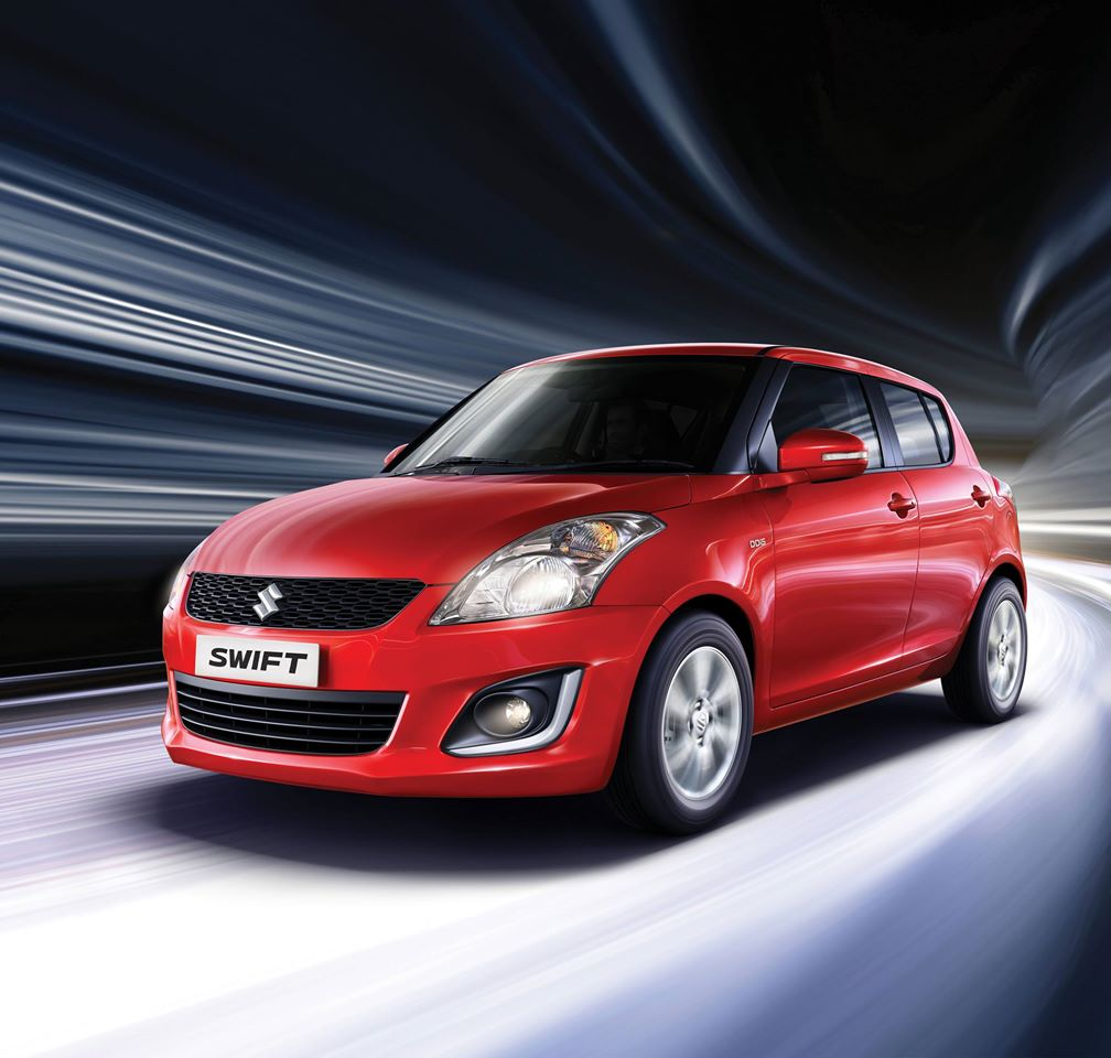 Maruti Suzuki Swift Facelift