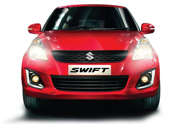 2015 Maruti Suzuki Swift Facelift 2