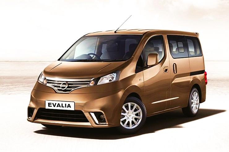 2015 Nissan Evalia Special Edition MPV 1