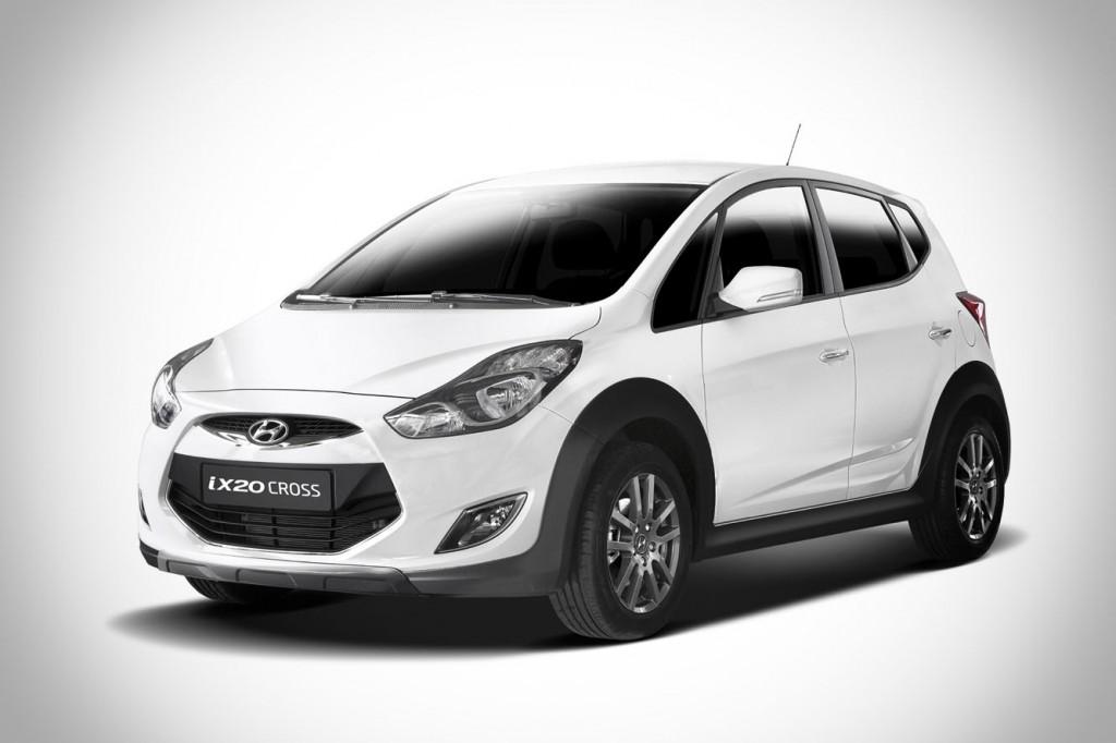 Hyundai iX20 Cross Hatchback Photo