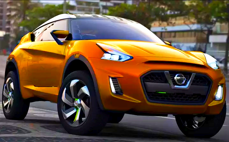Nissan Xtrem Crossover Concept Picture