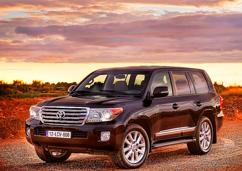Toyota Land Cruiser Series 200 SUV