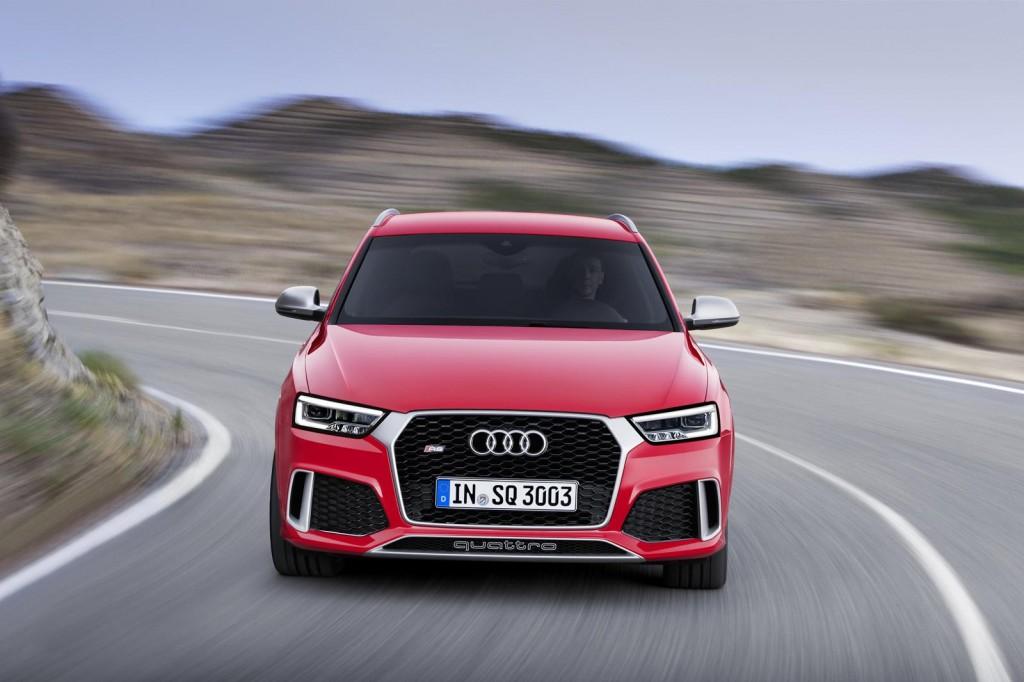2015 Audi Q3 Facelift 1