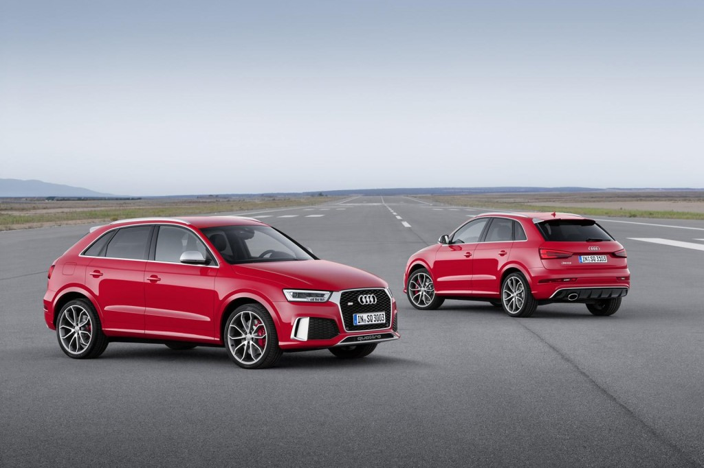 2015 Audi Q3 Crossover Facelift Picture