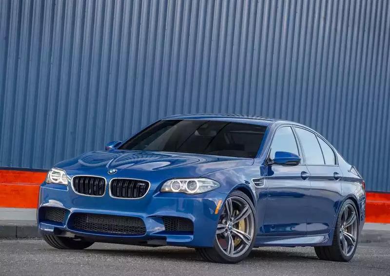 2015 BMW M5 LCI 7