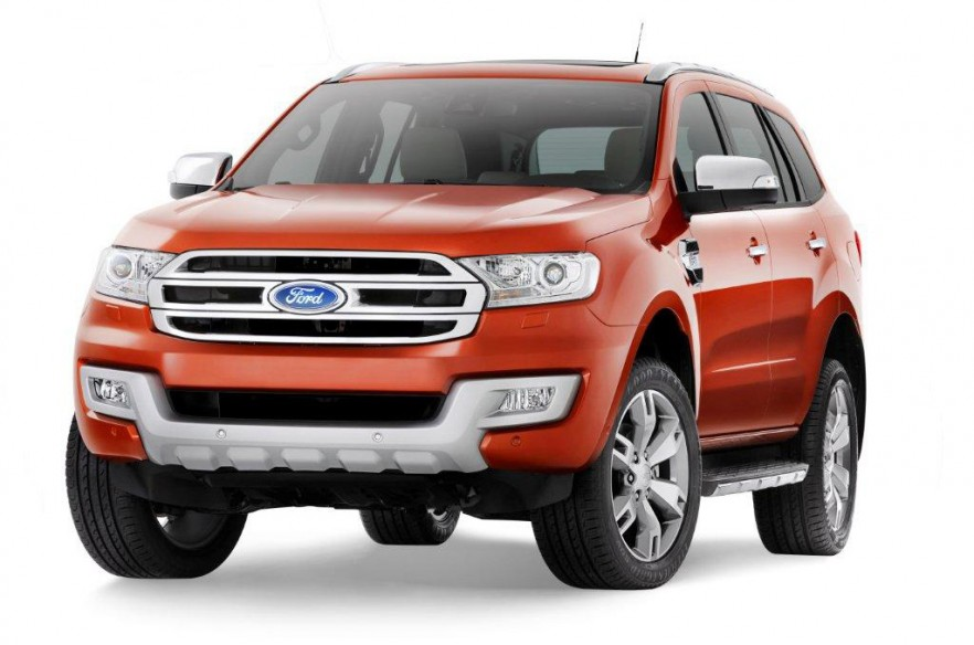 2015 Ford Endeavour SUV 12