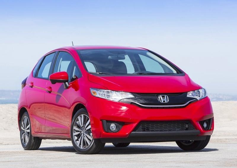 2015 Honda Jazz Hatchback 1