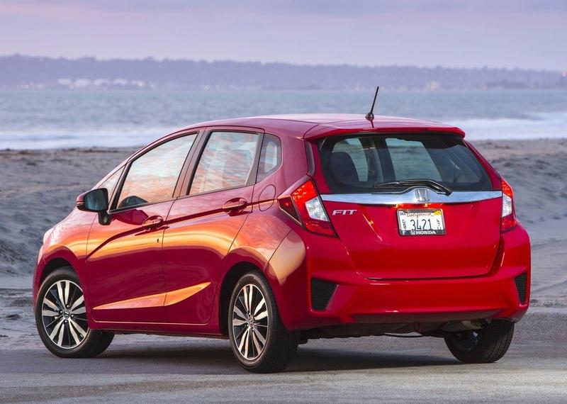 2015 Honda Jazz Hatchback 2