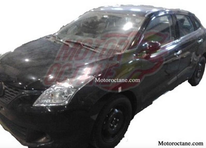 Maruti Suzuki YRA Premium Hatchback Pic