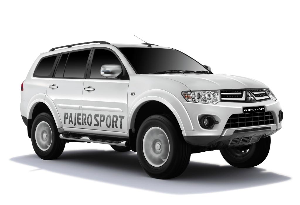 mitsubishi pajero sport 2015 facelift