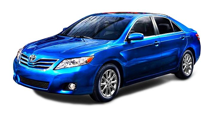 8th Generation Toyota Camry Sedan Pic