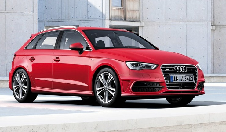 Audi to launch A3 hatchback, and 10 other cars in India during 2015