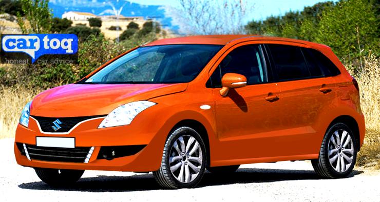 Maruti Suzuki YRA Premium Hatchback Render