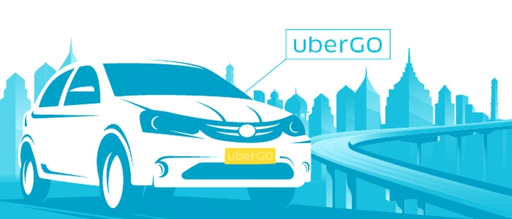 Uber launches UberGO low cost taxi service to take on