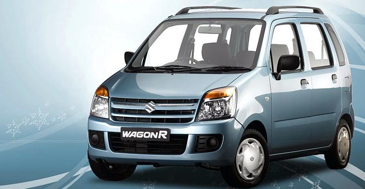 2010 Maruti Suzuki WagonR