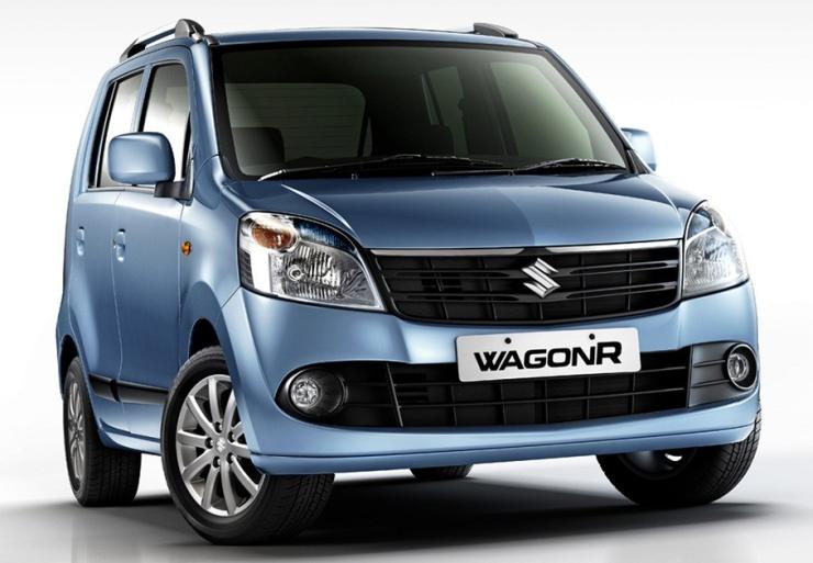 2013 Maruti Suzuki WagonR Facelift
