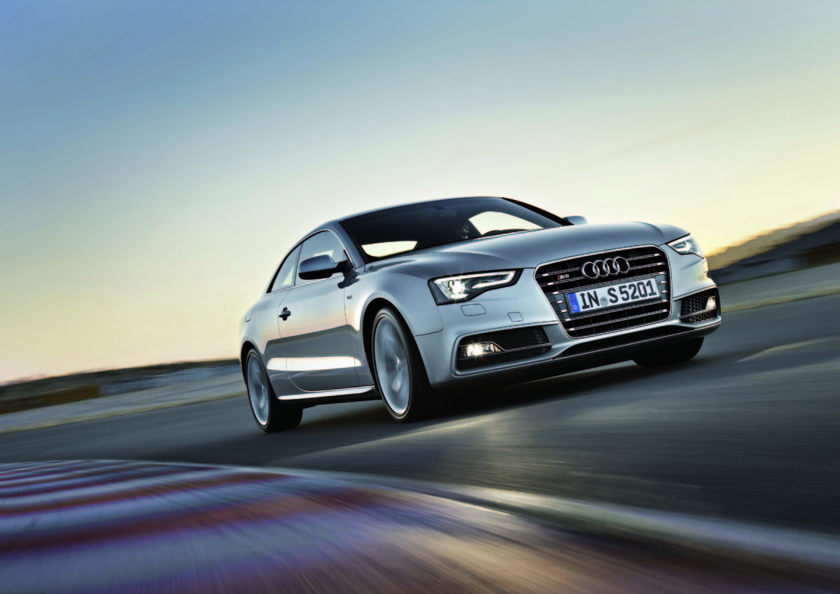 Audi S5 high performance luxury sedan lined up for 2015 launch