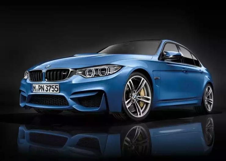 2015 BMW M3 Sedan Photo