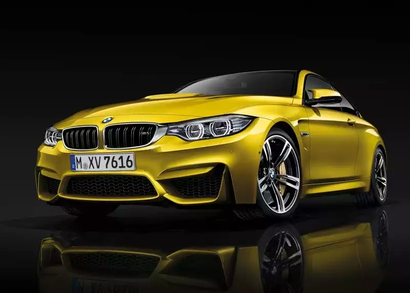 2015 BMW M3 Coupe Pic