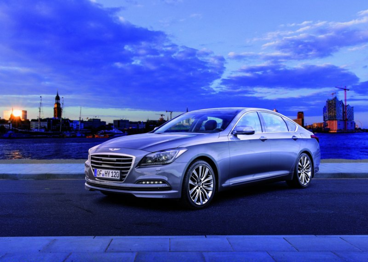 Hyundai India to showcase Genesis luxury saloon tomorrow to gauge market response