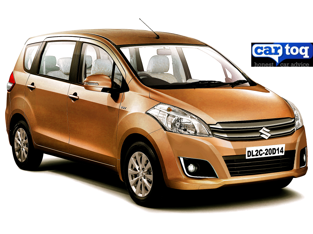 2015 Maruti Suzuki Ertiga MPV Facelift Speculative Render 3