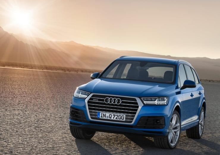 2016 Audi Q7 Luxury Crossover 1
