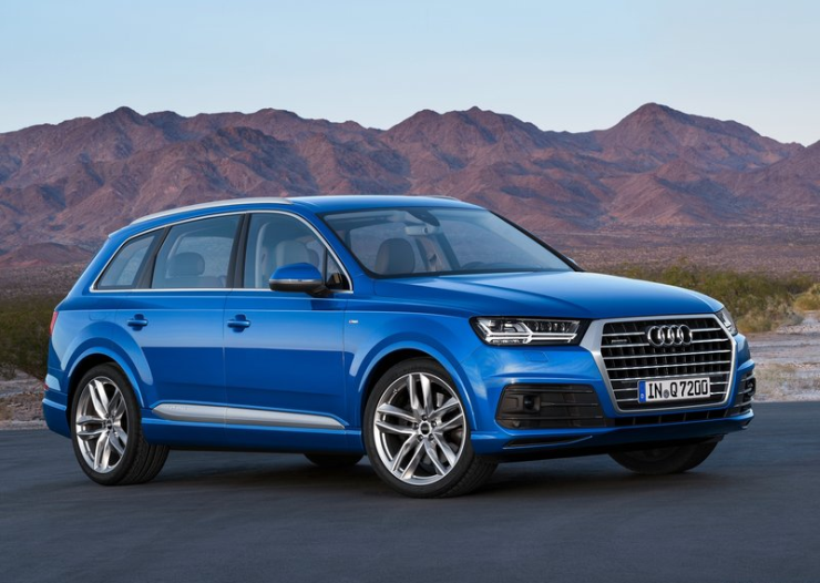 2016 Audi Q7 Luxury Crossover 2