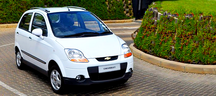 Chevrolet Spark Electric