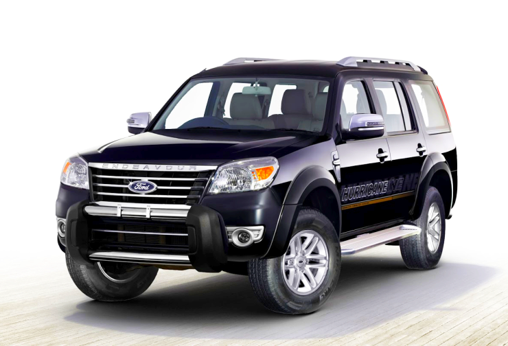 Ford Endeavour SUV