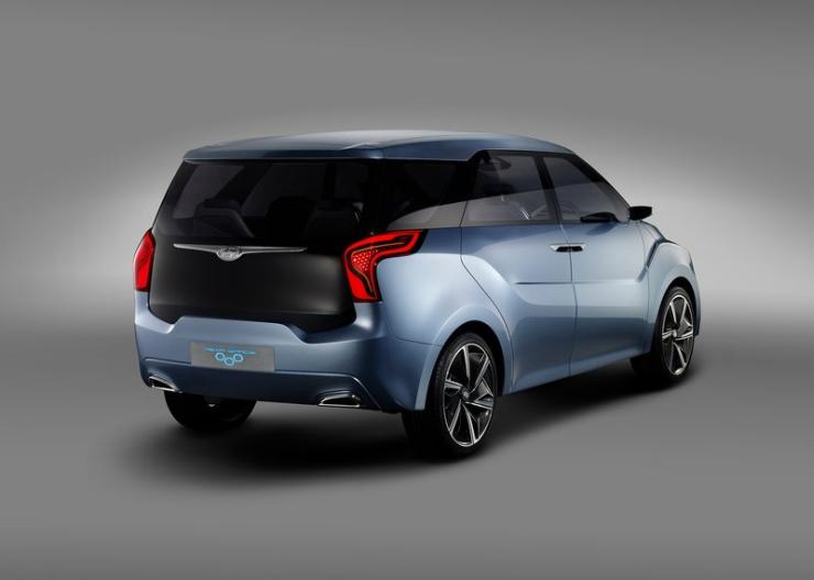 Hyundai Hexa Space MPV Concept 3