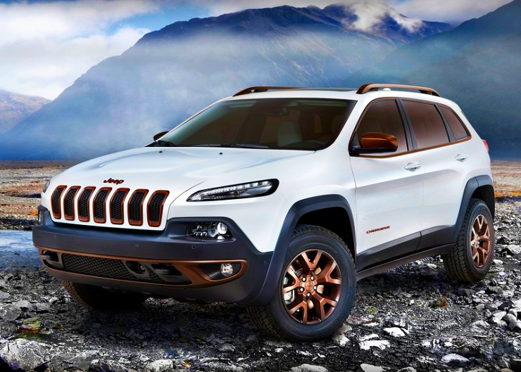 fiat imports jeep cherokee suv  india  research  development