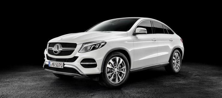 Mercedes GLE 9