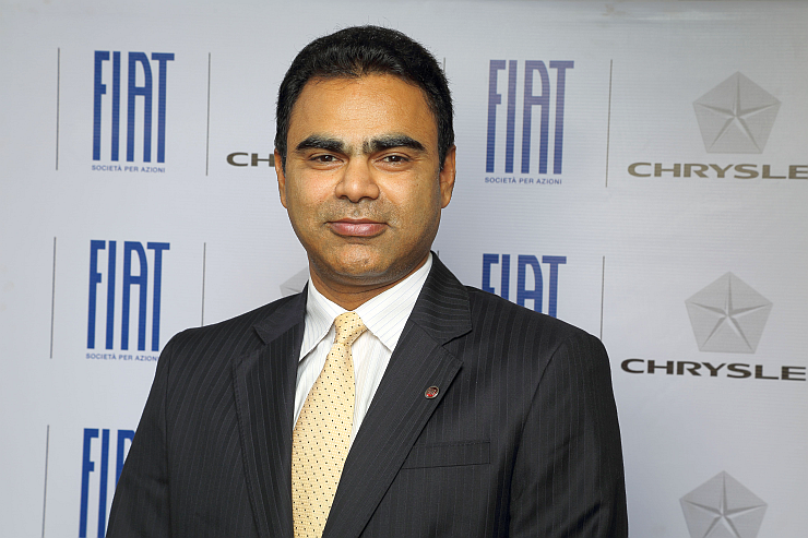 Fiat India's Nagesh Basavanahalli Quits; Pablo Rosso to take over