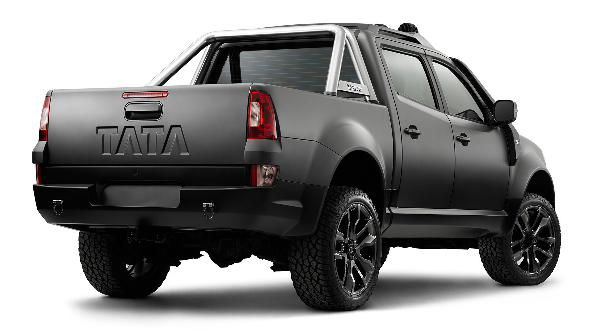 tata motors working on next generation xenon pick up truck. Black Bedroom Furniture Sets. Home Design Ideas