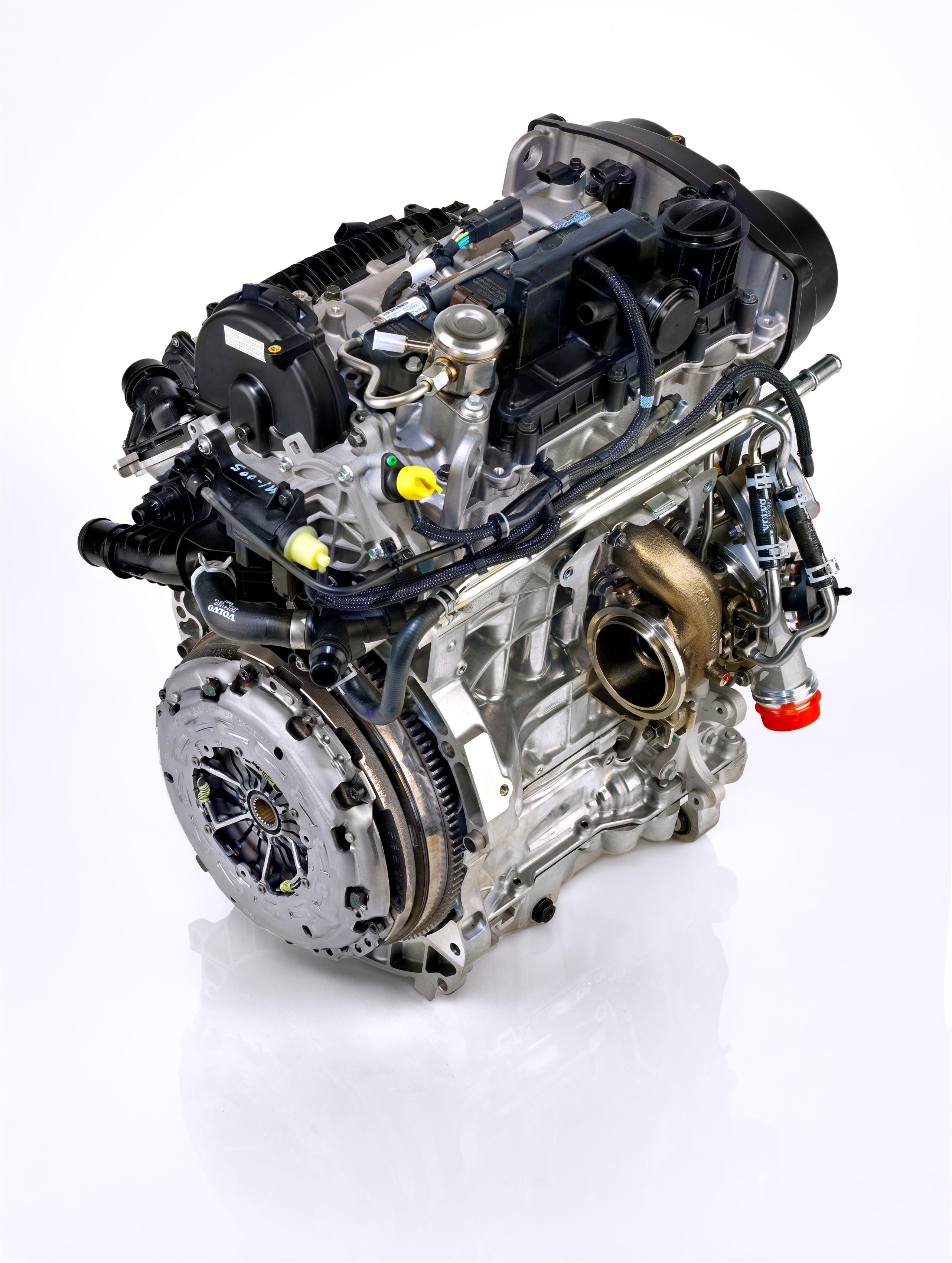 Volvo putting together 3 cylinder turbo petrol engine under Drive E range
