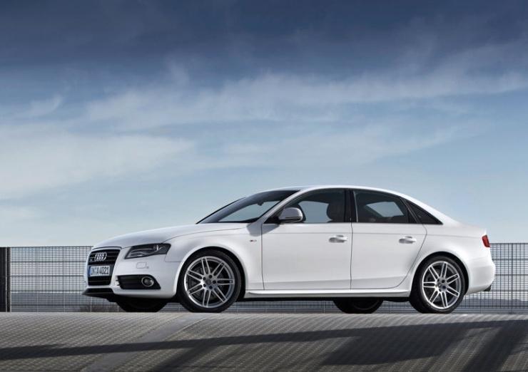 Audi A4 Profile