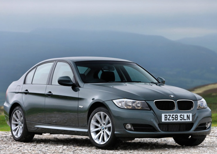 BMW 3-Series Front