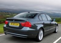 BMW 3-Series Rear