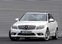 Mercedes Benz C-Class Front