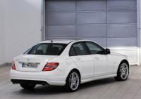 Mercedes Benz C-Class Rear