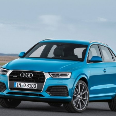 Audi launches facelifted Q3