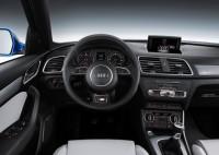 2015 Audi Q3 Facelift Steering