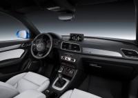 2015 Audi Q3 Facelift Interior
